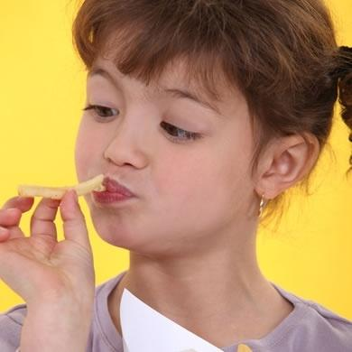 Trastorno infantil en la alimentación, anorexias y bulimias