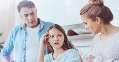 Hija preocupada