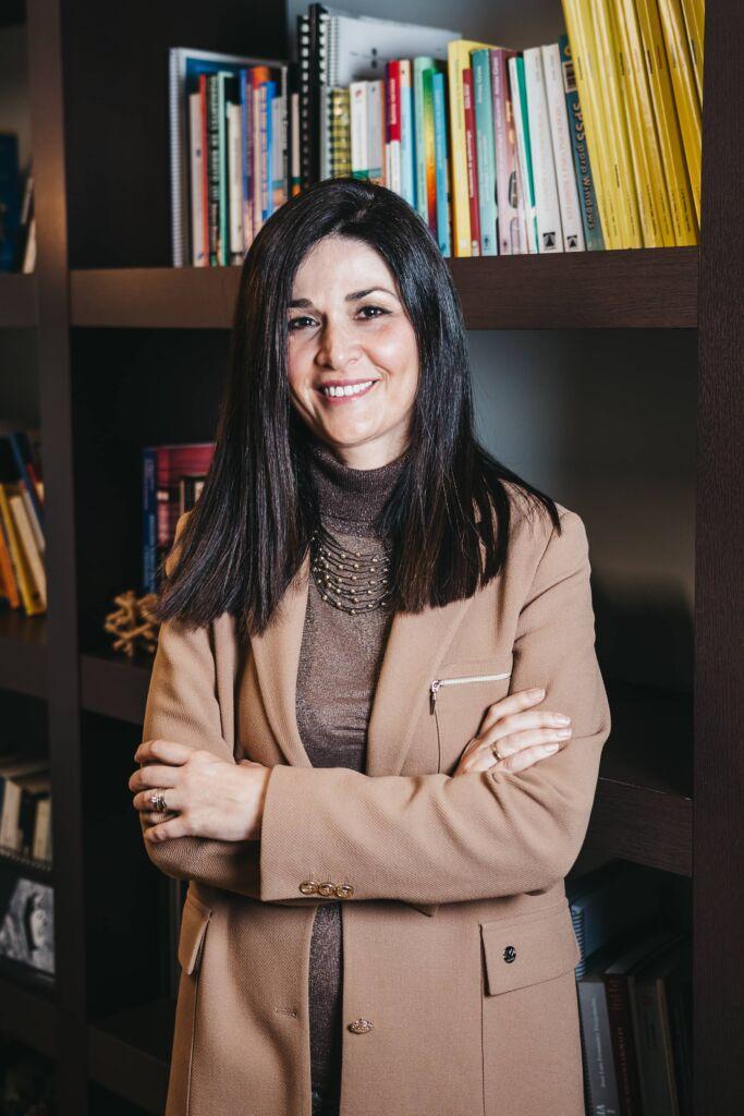 Ana María Rodríguez. Doctora en Psicología